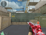 M4A1-S RK Red HUD (1)
