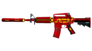 M4A1 S RED DRAGON RD1