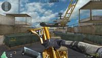 M4A1 S TRANSFORMER NOBLE GOLD MELEE