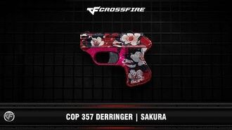CF COP 357 Derringer Sakura