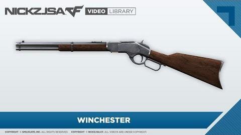 Winchester CrossFire 2
