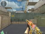 AK47 KNIFE STEEL EMPIRE NGOLD HUD (1)