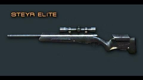 Cross Fire China -- Steyr Elite -Review-!