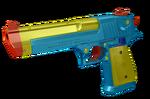 DesertEagle A Toy Render
