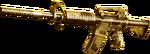 M4A1-S Gold Black Dragon