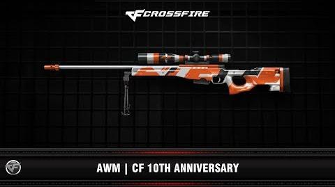 CF AWM CF 10th Anniversary