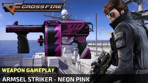 CrossFire - Armsel Striker - Neon Pink
