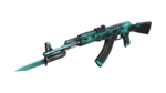 AK47 K QQ BROWSER NO MARK RD1