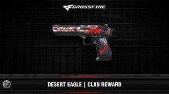 CF Desert Eagle Clan Reward