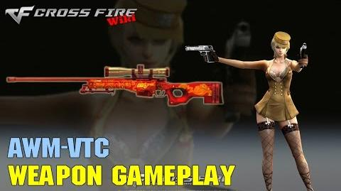 CrossFire - AWM VTC - Weapon Gameplay