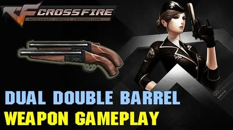 CrossFire VN - Dual Double Barrel