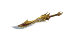 DRAGON BLADE-GOLD 2