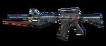 M4a1sredscorpion