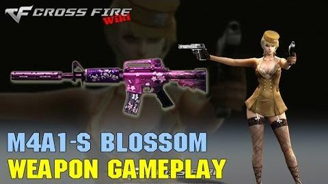 CrossFire - M4A1 Blossom - Weapon Gameplay