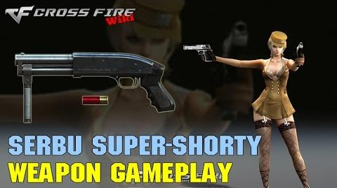 CrossFire - Serbu Super-Shorty - Weapon Gameplay
