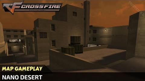 CrossFire China - Nano Desert Hero Mode X Map Mode Gameplay