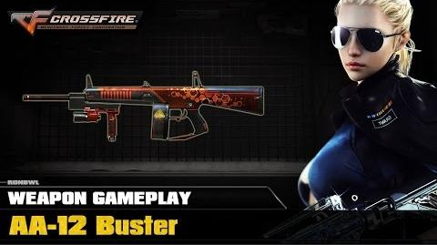 CrossFire VN - AA-12 Buster
