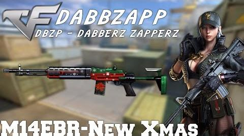 CrossFire Vietnam 2.0 M14EBR-New Xmas Gameplay (ft