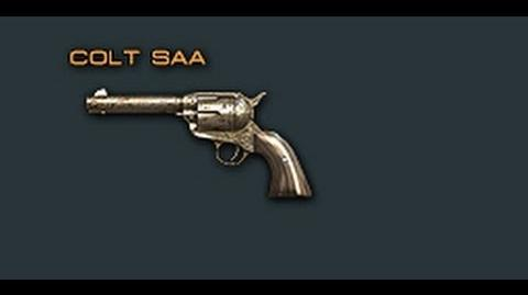 Cross Fire VietNam Colt SAA (Single Action Army) Review !