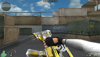 M4A1 S G SPIRIT NOBLE GOLD MELEE