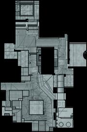 Ruins Layout