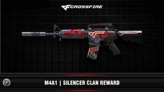 CF M4A1 Silencer Clan Reward