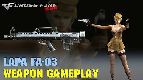 CrossFire - LAPA FA-03 - Weapon Gameplay