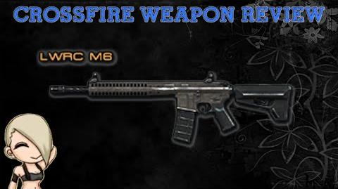 CrossFire Vietnam - LWRC M6 (Assault Rifle) -Review- !