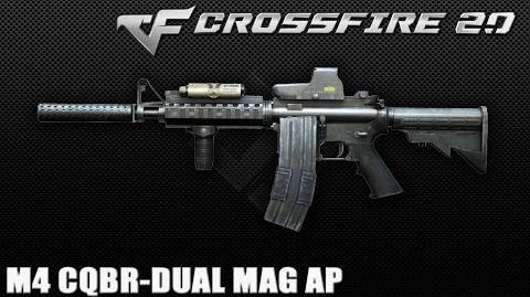 CrossFire Vietnam 2.0- M4 CQBR-Dual Mag