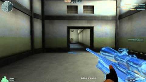 AWM Blue Crystal Crossfire-0
