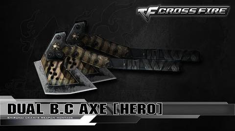 CrossFire Vietnam Dual Axe ☆