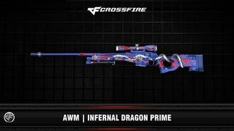 CF - AWM - Infernal Dragon Prime