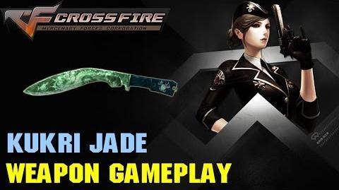 CrossFire VN - Kukri Jade