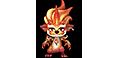 Huo Qilin (Fire Unicorn) Doll