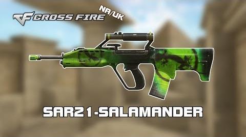 CF NA UK SAR21-Salamander review by svanced