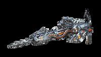 Gatling Gun VVIP Render1
