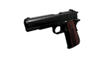 M1911 Sideview