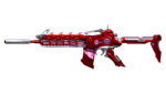 M4A1-SILENCER RIFLE KNIFE RED