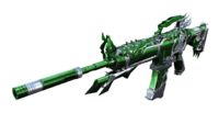 M4A1-S GSPIRIT GREEN (2)