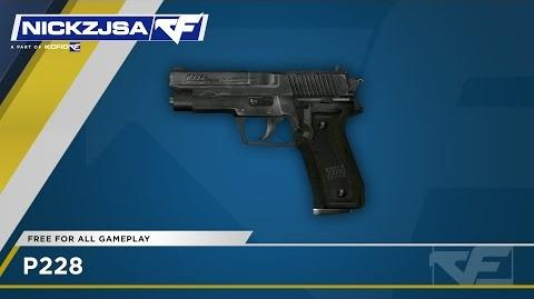 P228 - CROSSFIRE Indonesia
