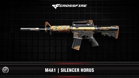 CF M4A1 Silencer Horus