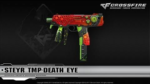 CrossFire China Steyr TMP-Death Eye