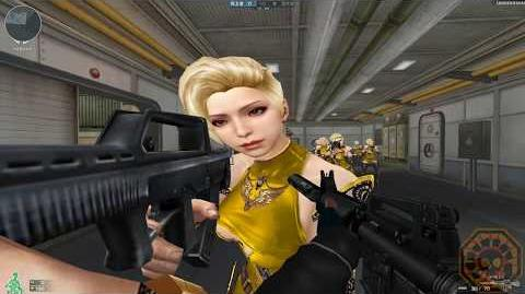 Cross Fire China RUNAWAYS Noble Gold !-1