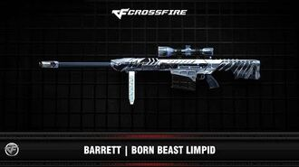 CF Barrett Born Beast Limpid