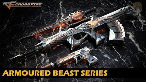 CrossFire Vietnam Armoured Beast Series (Hero Mode X) VVIP Weapon