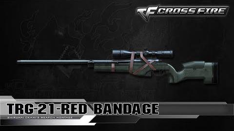 CrossFire Vietnam TRG-21-Red Bandage ☆