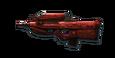 FN F2000-Red Skull