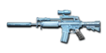 M4A1-CUSTOM CRYSTAL-OLD