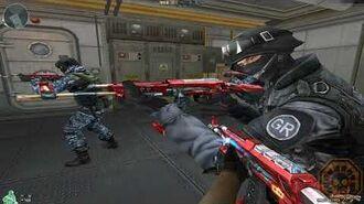 【CF】 Cross Fire China AK-47-B-Legendary-Red (AK-47-猩红传说) ! GAMEMASSACRE