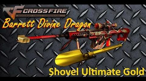 A Key to Ghost Mode- Barrett Divine and Shovel Ultimate Gold
